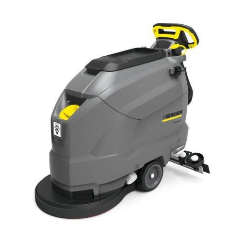 Podlahové mycí stroje pro profesionální použití