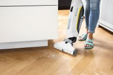 KÄRCHER FC 5 Cordless Premium white podlahový čistič pro domácnost