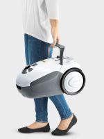 KÄRCHER VC 2 Premium White, vysavač na suché vysávání pro domácnost