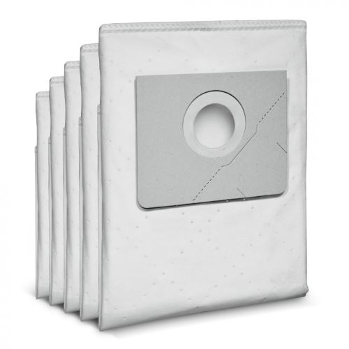 KÄRCHER Filtrační sáčky, 5 ks, pro suchý odpad
