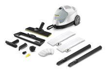 KÄRCHER SC 4 EasyFix Premium white  parní čistič