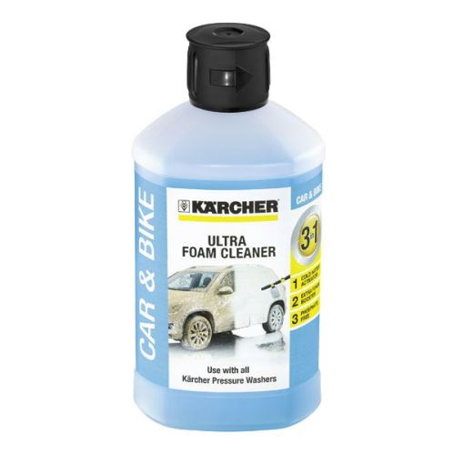 KÄRCHER Ultra Foam Cleaner, pěnovací chemie 1 l