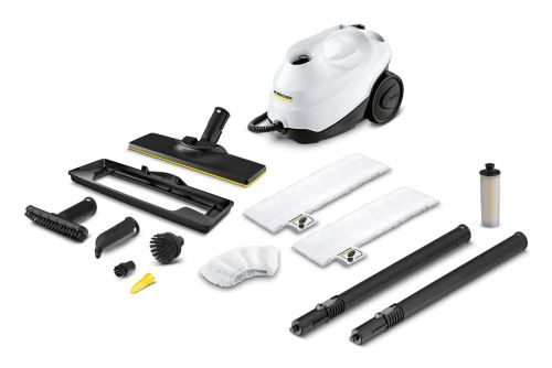 KÄRCHER SC 3 EasyFix Premium white parní čistič
