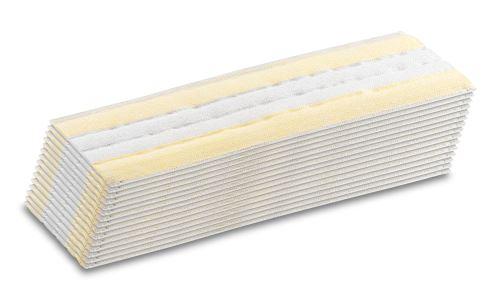 KÄRCHER Jednorázové utěrky na podlahu EasyFix pro parní čističe