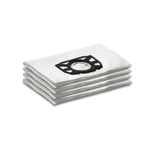 KÄRCHER Filtrační sáčky, 4 ks, vliesové