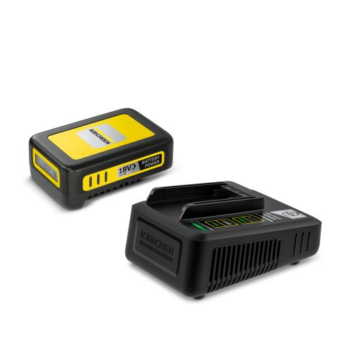 KÄRCHER Starter kit Battery Power 18/25 - baterie a rychlonabíječka