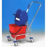 Úklidový vozík CLAROL 21005C, 17l