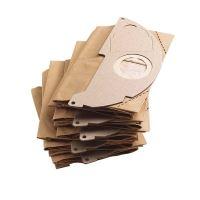 KÄRCHER Filtrační sáčky,pro WD 2.000-WD 2.399, 5 ks