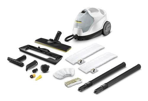 KÄRCHER SC 4 EasyFix Premium Plus white  parní čistič