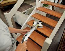 KÄRCHER FC 7 Cordless Premium (white)  podlahový čistič pro domácnost
