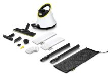 KÄRCHER SC 2 Deluxe EasyFix Premium white parní čistič