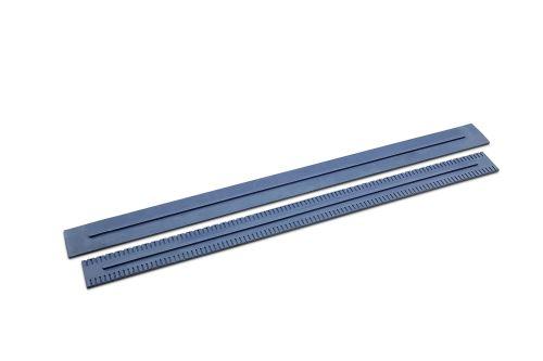 KÄRCHER Sada stíracích gum, standardní, rýhované, 890 mm