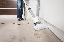 KÄRCHER FC 5 premium (white) + čistič na podlahy 500 ml
