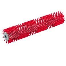 KÄRCHER kartáč válcový , červený, střední