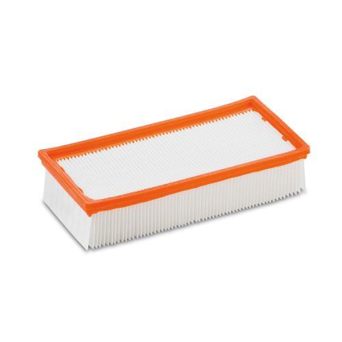KÄRCHER Filtr plochý skládaný papírový, pro vysávání suchých nečistot
